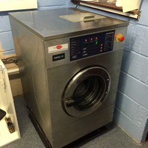 Our new industrial washing machine